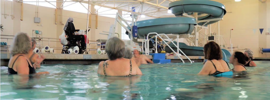 ms monterey pool class for multiple sclerosis