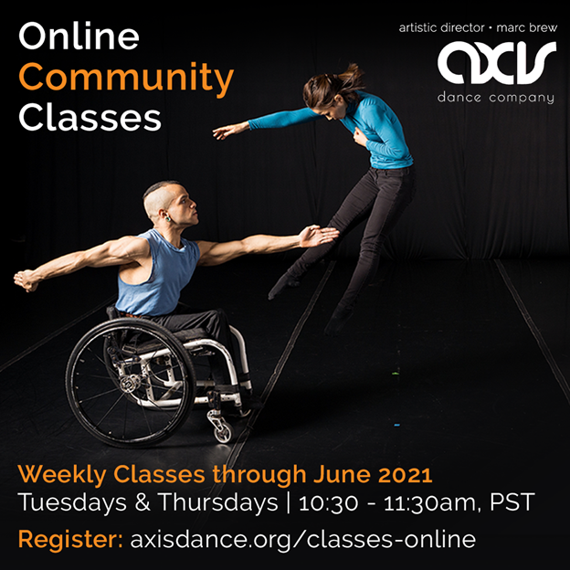 AXIS' ARTISTRY REDEFINES DANCE AND DISABILITY.